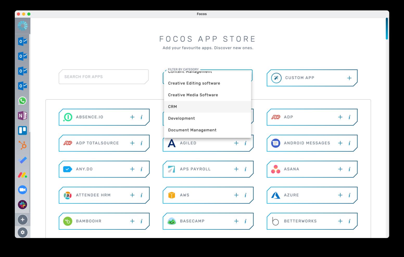 Focos app store-1